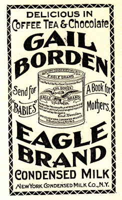 Gail Borden Condensed Milk