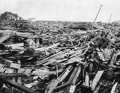 The Great Galveston Storm